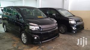 Toyota Voxy 2012 Black   Cars for sale in Mombasa, Tudor