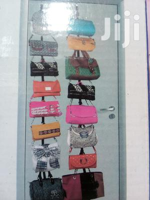 Adjustable Bag Rack