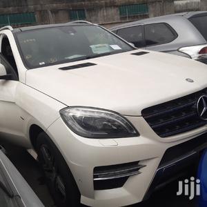 Mercedes Benz M Class 2013 White | Cars for sale in Mombasa, Mvita