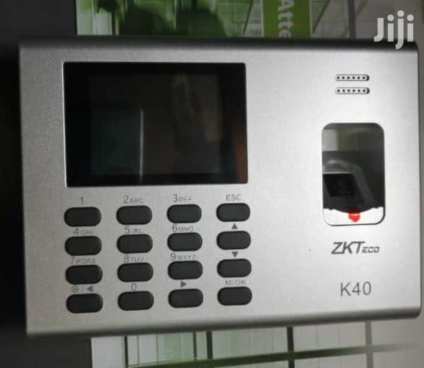 Time Attendance Biometric K40