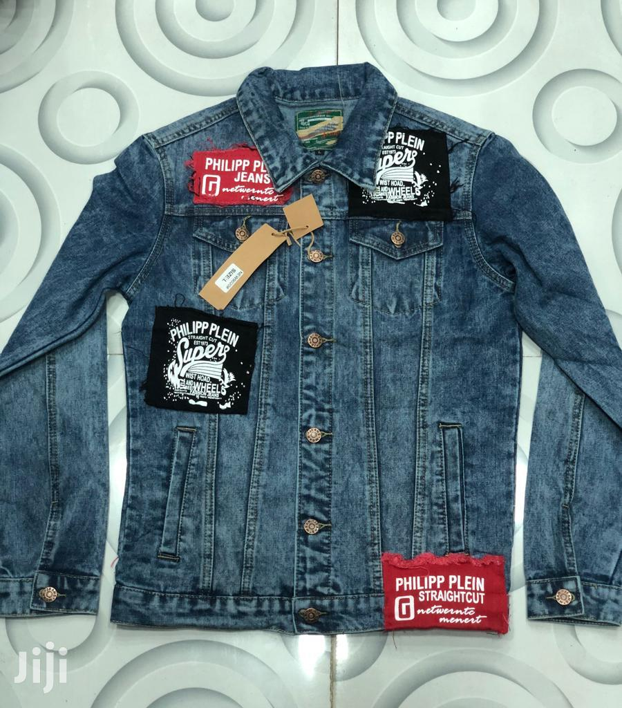 Archive: Denim Jackets Available