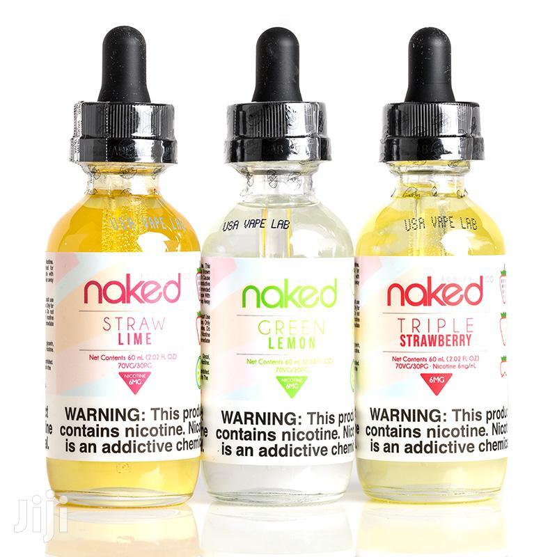 Archive: Naked Vape Juice
