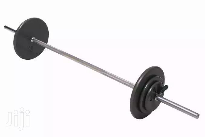 Gym Straight Bars Barbells