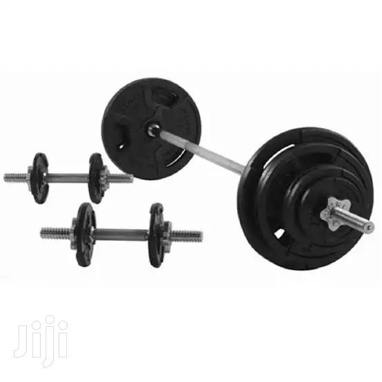 Gym Straight Bars Ez Curl Bars Short Dumbbell Bars Weights