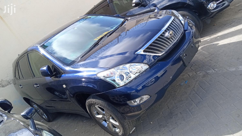 Toyota Harrier 2012 Blue | Cars for sale in Tudor, Mombasa, Kenya
