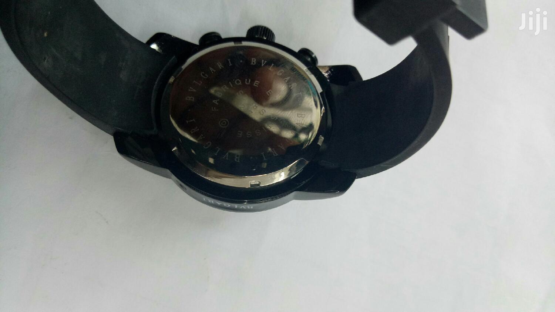 Black And White Bvlgari   Watches for sale in Nairobi Central, Nairobi, Kenya