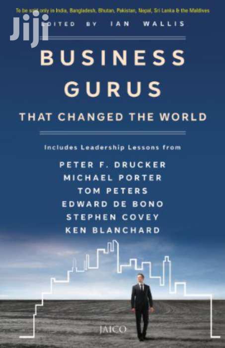 Business Gurus That Changed The World- Ian Wallis