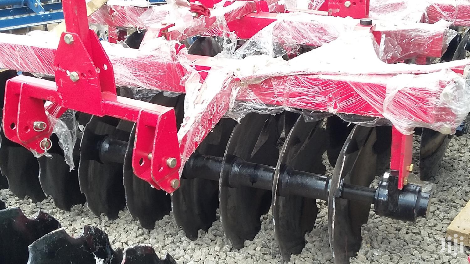 Archive: Agricultural Tractor Harrows