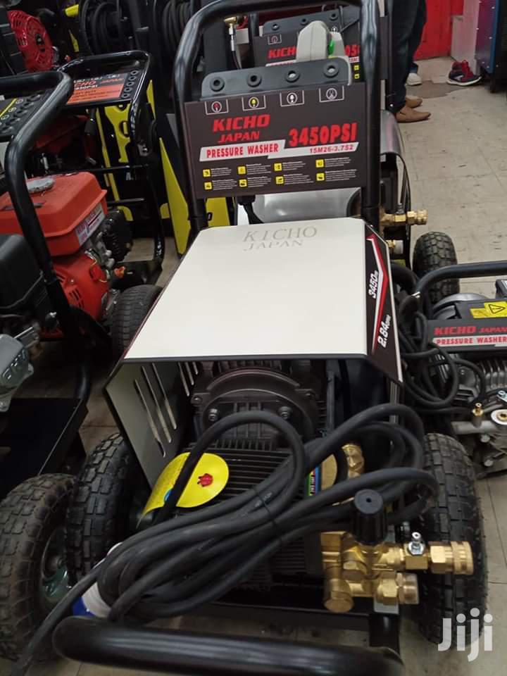 3450psi Kicho Car Wash Machine