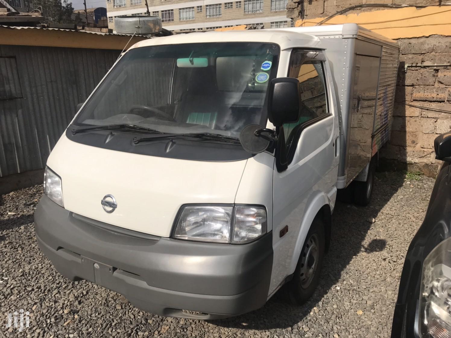Nissan Vanette 2012 White