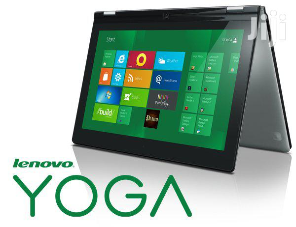 Archive: Lenovo Yoga 12 Core I5 Hdd 500gb Ram 4gb/2.50ghz. @Dangote Comps.
