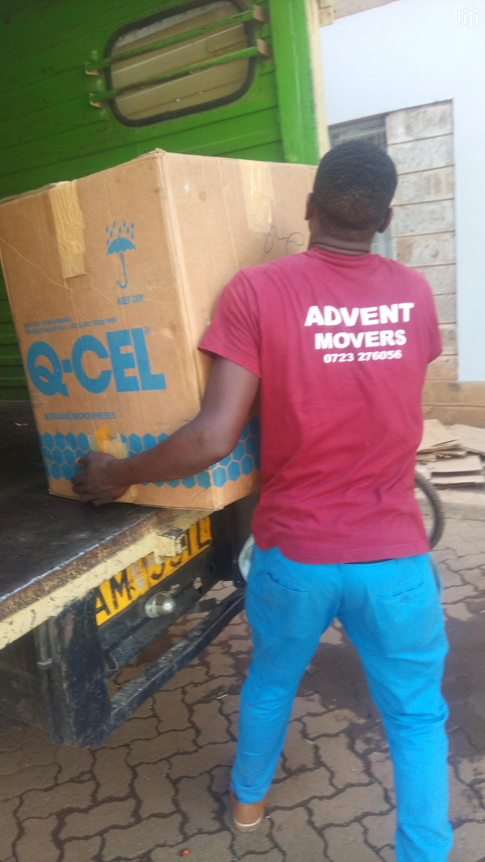 Movers Services | Logistics Services for sale in Nairobi West, Nairobi, Kenya