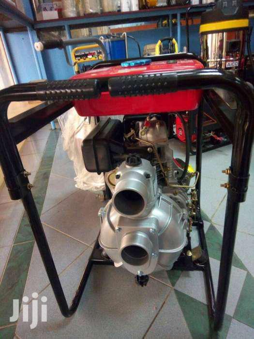 High Horse Power Diesel Pump