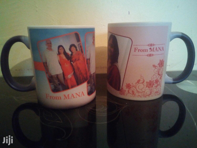 Branded Magic Mugs | Printing Services for sale in Nairobi Central, Nairobi, Kenya