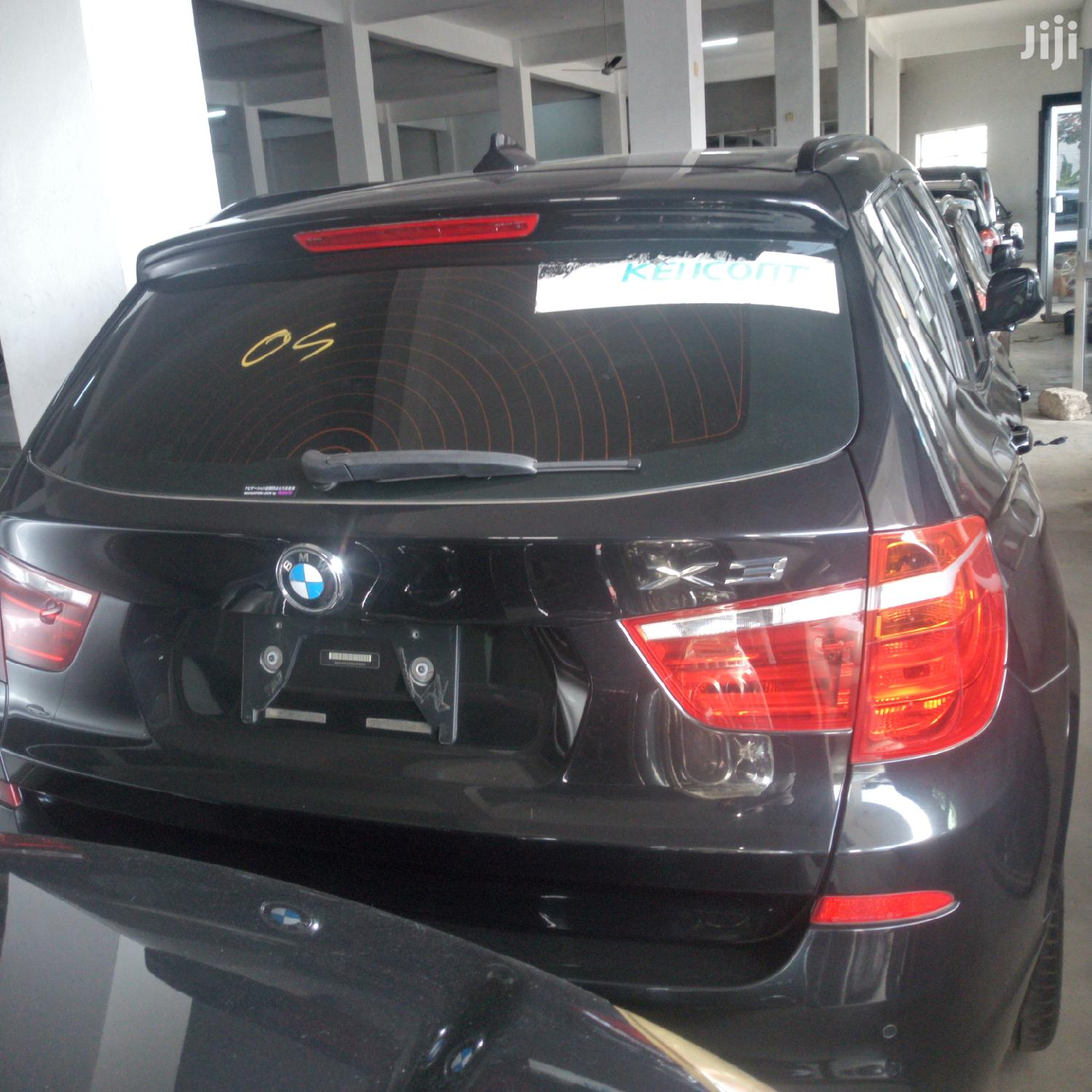 Bmw X3 2012 Black In Shimanzi Ganjoni Cars Meshack Kennedy Jiji Co Ke For Sale In Shimanzi Ganjoni Buy Cars From Meshack Kennedy On Jiji Co Ke