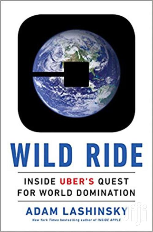 Wild Ride -adam Lashinsky