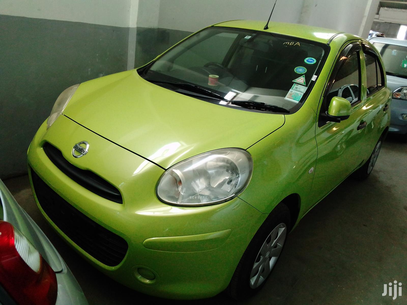 Nissan March 2011 Green | Cars for sale in Mvita, Mombasa, Kenya