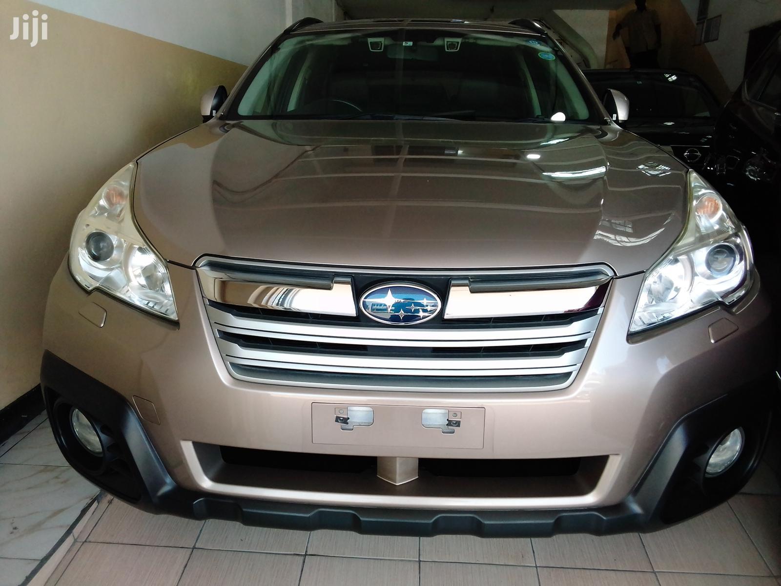 Subaru Outback 2013 Gold | Cars for sale in Mvita, Mombasa, Kenya