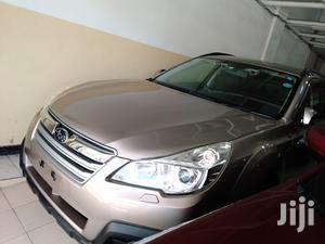 Subaru Outback 2013 Gold | Cars for sale in Mombasa, Mvita