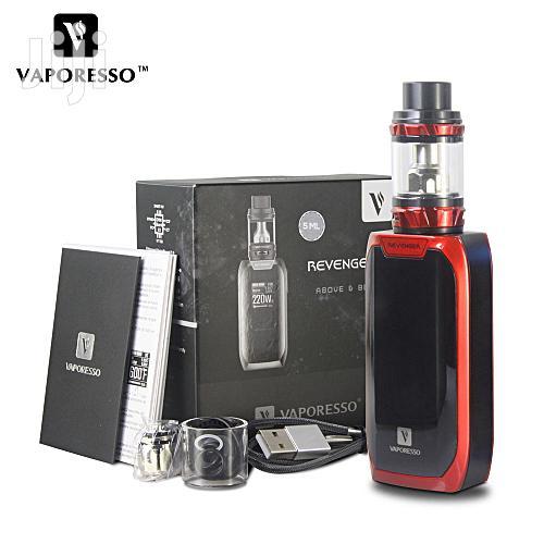 Vaporesso Revenger X 220W Touch Screen Ecigarette | Tools & Accessories for sale in Nakuru East, Nakuru, Kenya