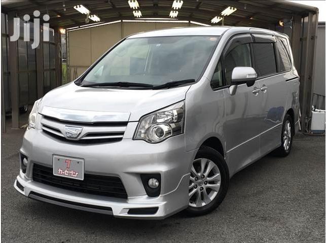 Toyota Noah 2013 Silver | Buses & Microbuses for sale in Mvita, Mombasa, Kenya