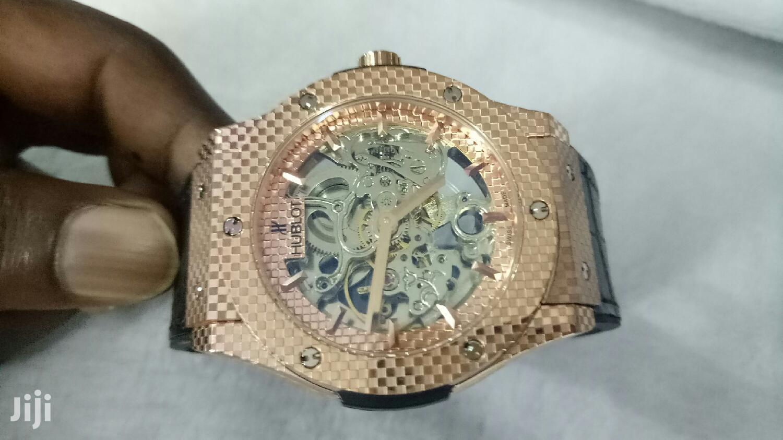 Skeleton Hublot Mechanical | Watches for sale in Nairobi Central, Nairobi, Kenya
