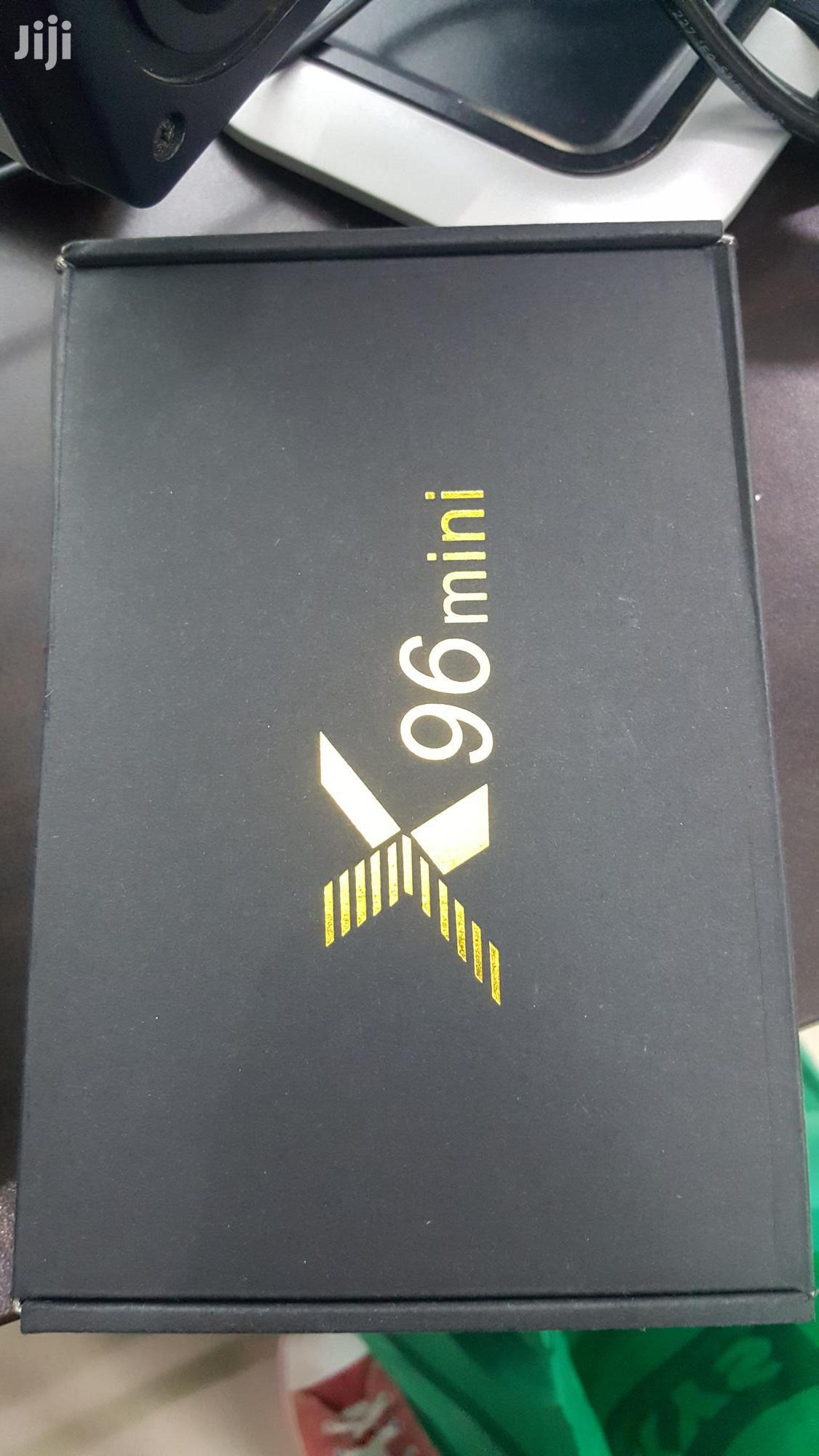 Wholesale X96 Mini Smart TV Android TV Box Watch Free Unlimited Movies
