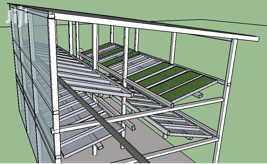 Hydroponics Fodder Shade Net Design. | Farm Machinery & Equipment for sale in Kinoo, Kiambu, Kenya