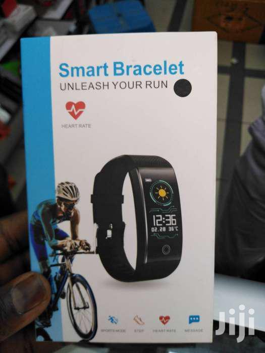 Smart Bracelet 2018 Intelligent Heart Rate Monitor Fitness Watch