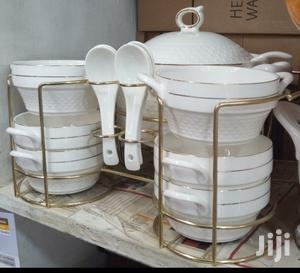 15pcs Ceramic Soup Bowls Set | Kitchen & Dining for sale in Nairobi, Nairobi Central