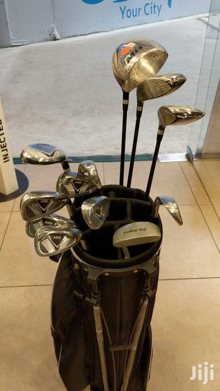 Ben Sayers Adult Golf Club Set Kit