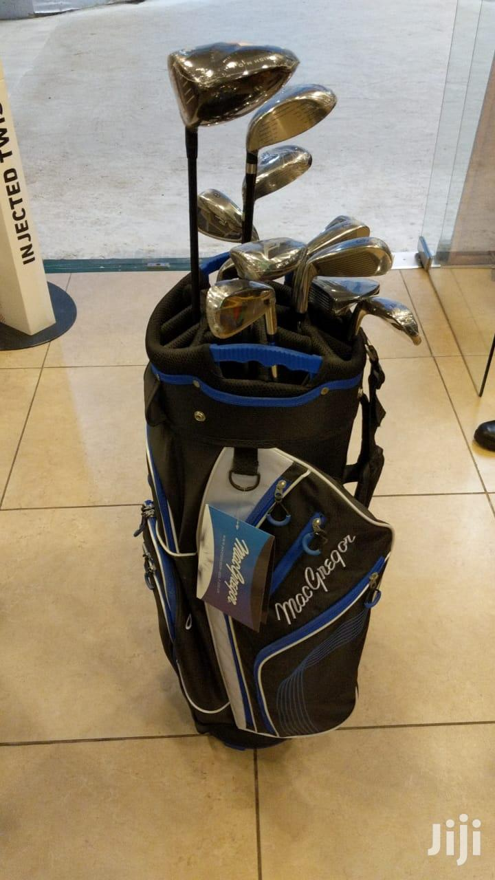 Macgregor Adult Golf Club Set Kit | Sports Equipment for sale in Nairobi Central, Nairobi, Kenya