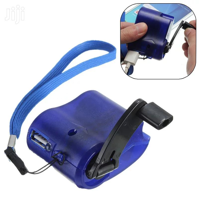 Archive: Hand-winding Mini Outdoor Emergency Portable Manual Hand Power