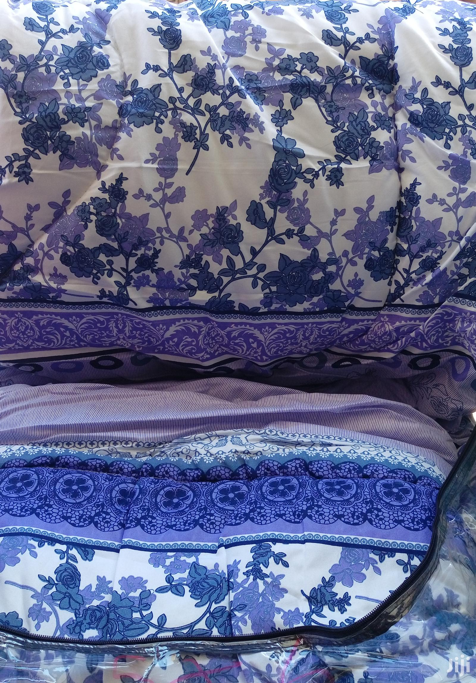 5*6 Cotton Duvets With Two Pillow Cases And A Matching Bedsheet