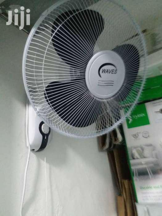 Brand New Unique Waves Wall Fans. Order We Deliver Everywhere