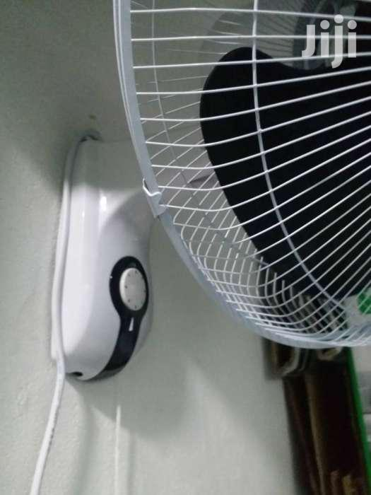 Brand New Unique Waves Wall Fans. Order We Deliver Everywhere | Home Appliances for sale in Kisauni, Mombasa, Kenya