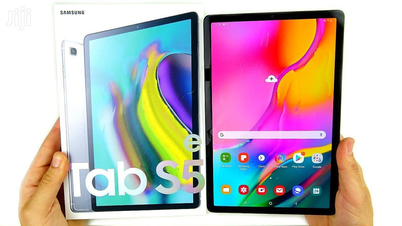 New Samsung Galaxy Tab S5e 64 GB Blue | Tablets for sale in Nairobi Central, Nairobi, Kenya