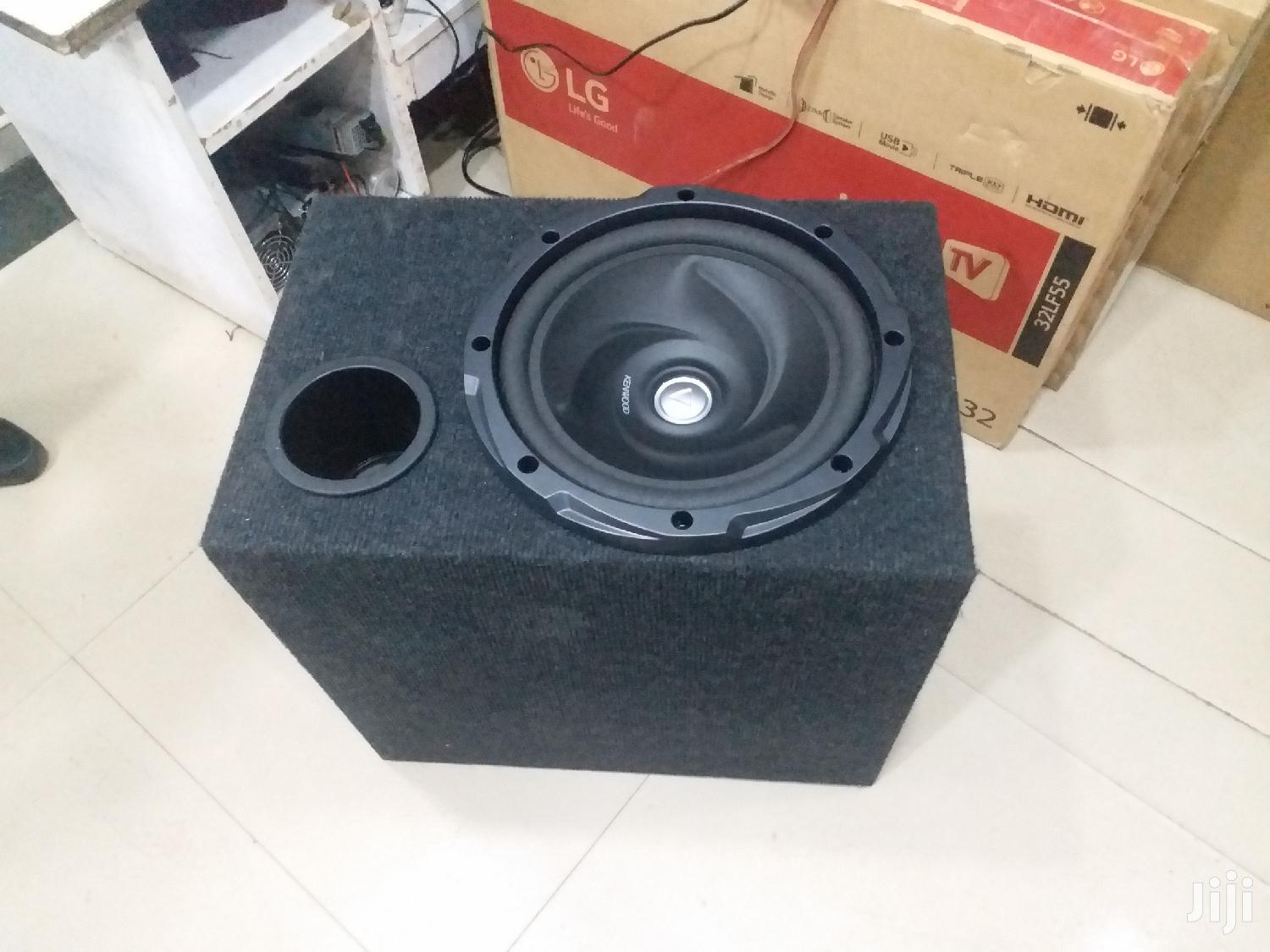Spice Up The Bass From Your Hometheater With Kenwoood 1000watts Woofer | Audio & Music Equipment for sale in Nairobi Central, Nairobi, Kenya