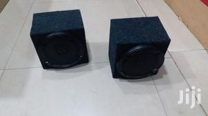 Kenwood 300 Watts Round Midrange Speakers In Well Made Square Cabinets | Vehicle Parts & Accessories for sale in Nairobi, Nairobi Central