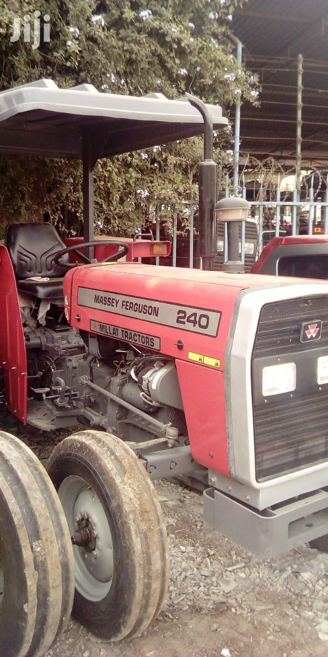 Mf 240 2wd Tractor
