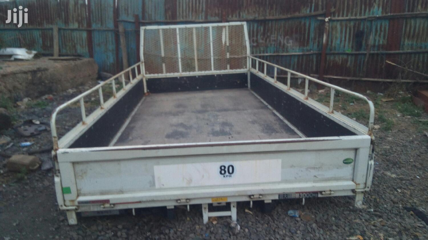 Archive: A Like New Canter Low Bed Body For Sale