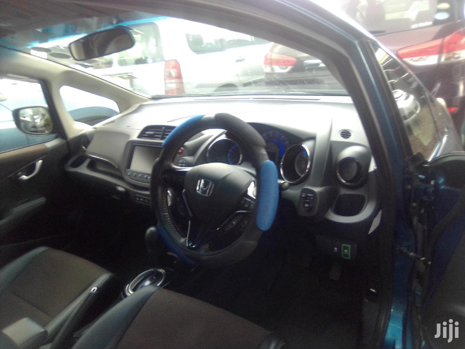 Archive: New Honda Shuttle 2012 Blue