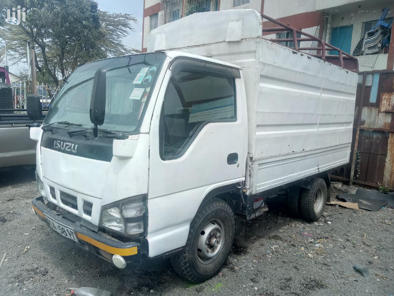 Isuzu NKR 2012 White For Sale | Trucks & Trailers for sale in BuruBuru, Nairobi, Kenya