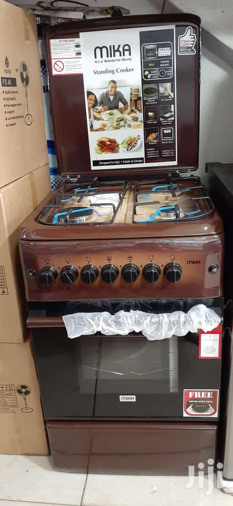 Archive: Gass Cooker
