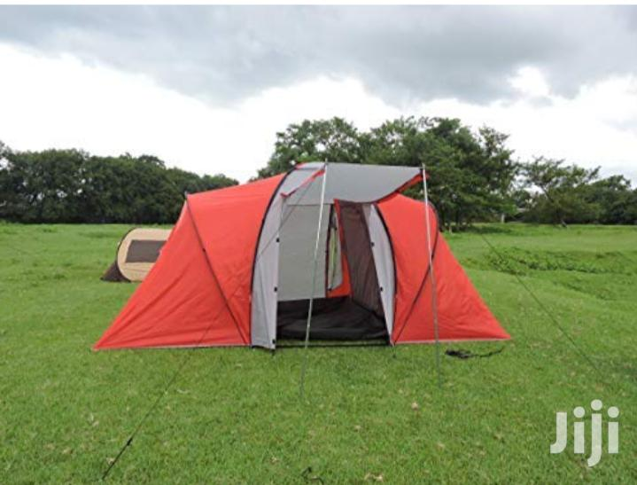 6-8 Man Camping Tent