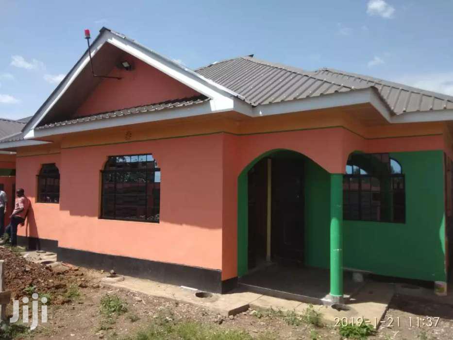 3 Bedroom All Ensuite Bungalow Kwa Mundia Area Kimbo Matangi Rd