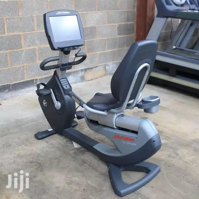 New Gym Recumbent Exercise Bikes