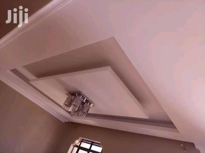 Gypsum Ceiling Interior Fundi
