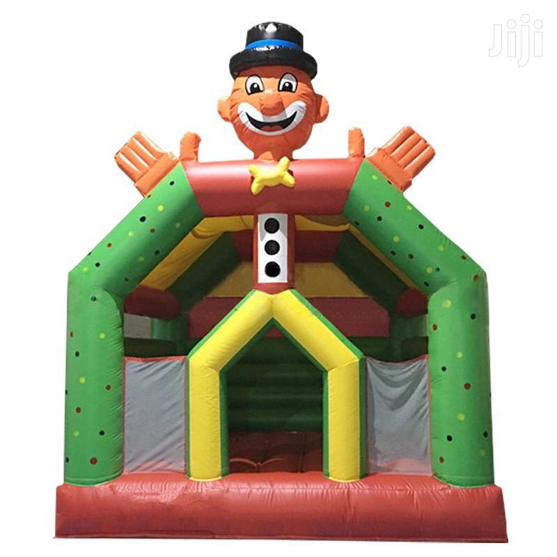 Archive: Bouncing Castle From
