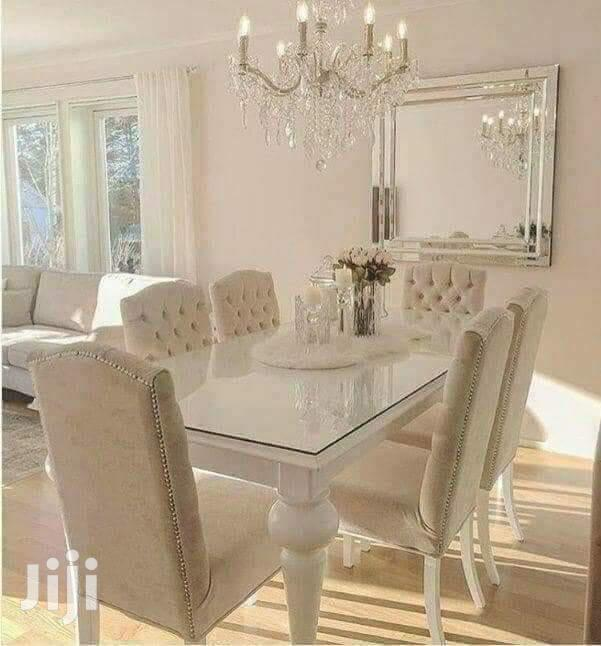 Archive: Unic 6seater Dining Set